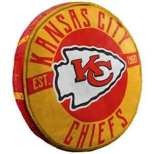 Kansas City Chiefs Cloud Pillow Bed Head Rest FAST USA SHIPPING