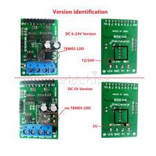 8 Channel Rs485 Module Modbus Rtu Multifunction Relay Plc Control Board 6 24v 5v
