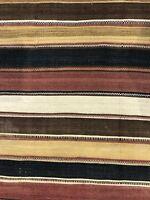 Jewel Jajim - Fine N.W. Persian Shahsavan Flat-Weave Tribal rug  4.9 x 7  Ft.