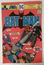 BATMAN # 273 - DC COMICS - MARCH 1976
