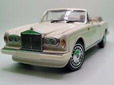Franklin Mint ~ 1/24 Scale 1992 Rolls-Royce Corniche IV