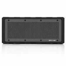 NEW Braven BRV-HD Portable Wireless Speaker,built-in power bank 8800mah Black