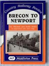 More details for brecon to newport, country railway routes