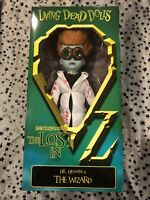 LOST IN OZ LIVING DEAD DOLLS THE WIZARD OF OZ VARIANT THE WIZARD