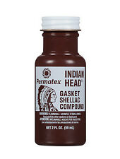 Permatex 20539 Indian Head Gasket Shellac Compound 2 Oz.