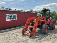 2014 Kubota M7060 4x4 70Hp Utility Tractor w/ Loader & Hydraulic Shuttle!