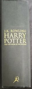 HARRY POTTER AND THE ORDER OF THE PHOENIX by J. K. Rowling   Hardback 2003 adult