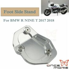 For BMW R 9 T 2017-18 Kickstand Kick Stand Foot Side Stand Extension Enlarge Pad