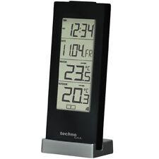Funk-Temperaturstation Technoline WS 9767 Innen-Aussentemperatur bis 3 Sender