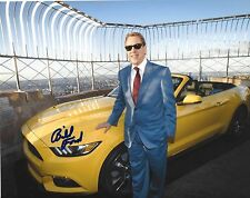 BILL FORD SIGNED 8X10 PHOTO B W/COA FORD MOTOR COMPANY CEO HENRY DETROIT LIONS