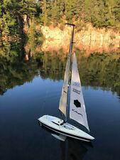 T2M Kokomo K-550J ferngesteuertes Segel-Yachtschiff, über 1 Meter Höhe, FB robbe