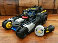 Imaginext DC Super Friends Batman Transforming Batmobile RC Vehicle