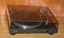 Sony PS-X4  -  Direct Drive Turntable System / Plattenspieler - sehr schwer!