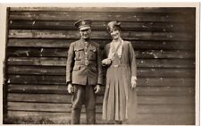 """RAF Corporal & Wife Photograph 1931"" Photograph, Postcard"
