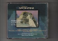 (CD) Spontini: Fernand Cortez / 2CDs / Penin, Marras, Perrin,Slovak Philharmonic