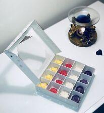 Hand poured parfumées au soja wax melts boîte de sélection-Parfait Cadeau Saint Valentin