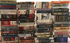 LOT OF 60 AUDIO BOOKS ON Cassette Variety Used, All Complete