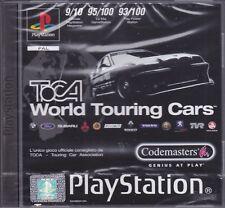 Ps1 PlayStation One PsOne Psx TOCA WORLD TOURING CARS nuovo italiano sigillato