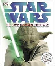 Star Wars the Complete Visual Dictionary, Acceptable, Windham, Ryder, Book
