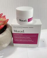 Murad Hydration Intense Recovery Cream 7.5mL 0.25oz Travel Mini Size Sample New