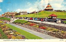 B103889 esplanade and mount fleetwood car voiture    uk