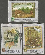 Seasonal, Christmas Decimal Australian & Oceanian Stamps