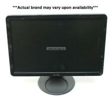 Used 19 Inch Flat Panel Computer Monitor Cleaned and Tested w/ 30-day warranty