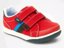 Surprize by Stride Rite Toddler Boys Red Tanner Land & Water Shoes Size  4 and 5