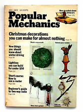 Popular Mechanics DECEMBER 1972 How to Build a Lightbox  How to Use a Router