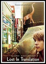 Lost In Translation 5  Movie Posters Romance Classic & Vintage Cinema