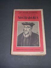 Esotérisme Prophéties Nostradamus Jacques Boulanger Biographie 1933