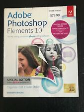 Adobe Photoshop Elements 10 with Learn Digital Scrapbooking DVD-ROM