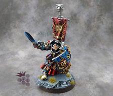 Warhammer 40k Grey Knights Lord Caldor Draigo M-1 pro-painted
