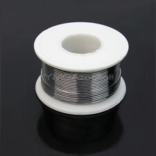 High Quality 63/37 0.8mm Tin Lead Rosin Core Solder Flux 2% Welding Iron Wire Re