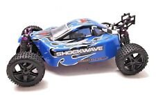 Redcat racing Nitro 4x4 Shockwave Buggy RC Car Roller w Body & Servo's