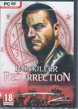 23870/PAINKILLER RESURRECTION  POUR PC NEUF SOUS BLISTER