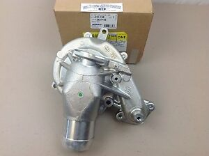 Chevrolet GMC 2500 3500 Duramax Diesel Water Pump Kit new genuine OEM ACDELCO