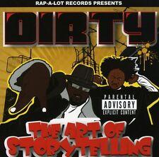 Art Of Storytelling - Dirty (2007, CD NEUF) Explicit