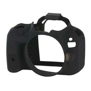 Camera Bag Soft Silicone Rubber Protective Body Cover Case For Canon 200D 750D
