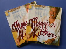 ## MAGGIE'S KITCHEN - MAGGIE BEER **AS NEW