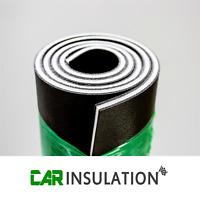 2m Tri Laminate Closed Cell Foam Sound Deadening Thermal Insulation Van PE PU