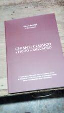 """6 LIBRI (BOOKS) """" CHIANTI CLASSICO E FIGLIO DI MEZZADRO  DI SILVANO FORMIGLI"""