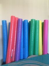 Lot 6 x Pool Noodle swimming water foam,crafts,kids,therapy Random Color