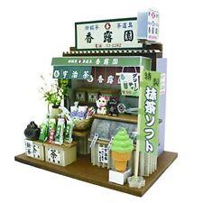 "Japan Billy doll house ""Old-style Japanese Tea Shop"" Miniature Model Kit"
