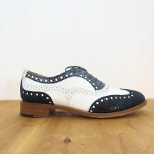 42 / US 10.5 - The Office of Angela Scott - Mr. Doubt Oxford Shoes w/ Box 0811AL