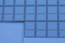 BI 2 ex plancher maserati 4 CLT papier carton 15*10mm 1/43 voiture véhicule Heco