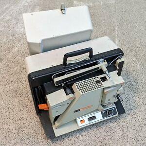Singer Insta-Load 16 Film Projector - vintage USA 120v 4A