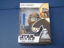 Plo Koon Star Wars  Mighty Muggs Hasbro Sealed New  GM2130