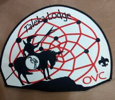Older OA JP Lodge Taleka OVC Dreamcatcher jacket patch