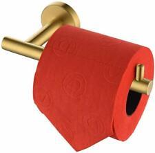 Jqk Gold Toilet Paper Holder, 5 Inch Tissue Paper Dispenser, 304 Stainless Steel